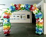 Оформление воздушными и гелиевыми шарами школьных праздников, фото 6