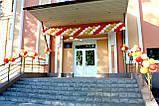 Оформление воздушными и гелиевыми шарами школьных праздников, фото 7