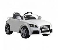 Электромобиль Audi TT Alexis-Babymix Z676AR white, код 18018