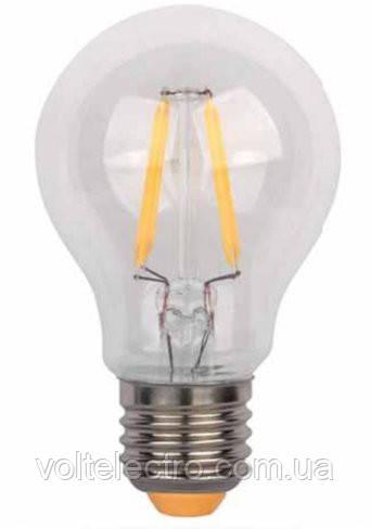 Лампа LED  VITOONE  A60 6W E27 2700K Ledisone