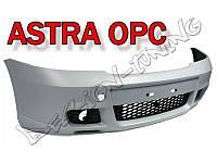 Бампер передний Opel Astra G OPC