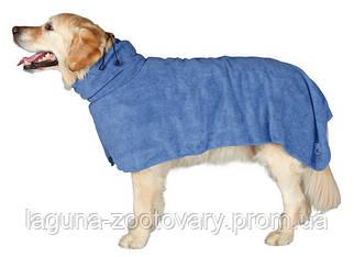 Полотенце - халат  для собак, 30см