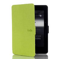 Обложка для электронной книги Amazon Kindle Voyage Slim Corbone Green