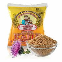 Каша здоровяк № 30 пшеница, спирулина, расторопша