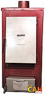 Не дорогой твердотопливный котел САН Термо мощностью 27 кВт (SUN Termo)