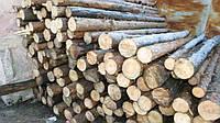 Столб деревянный (подтоварник) Сосна 2,5 метра
