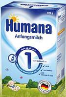 Смесь молочная 600гр  HUMANA 1