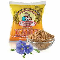 Каша пшеничная со льном №42