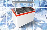 Морозильная витрина для продажи весового мороженого M300 SL Juka