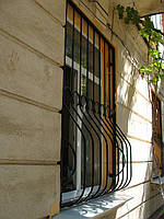 Изготовление решеток кованных в Севастополе и Ялте
