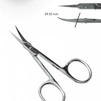 Ножницы для маникюра узкие удлиненные Н-05
