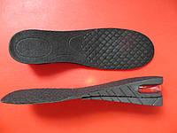 Мужские стельки в обувь для увеличения роста на 5 см.