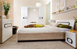 Комплект для спальни BRW Byron