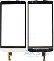 Сенсор (тачскрин) для LG L Bello D331, L Bello Dual D335 Original White