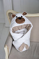 "Конверт-одеяло  ""Медвежонок"""