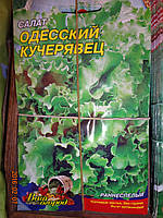 "Семена салата ""Одесский кучерявец"" ТМ Ваш огород (упаковка 10 пачек)"