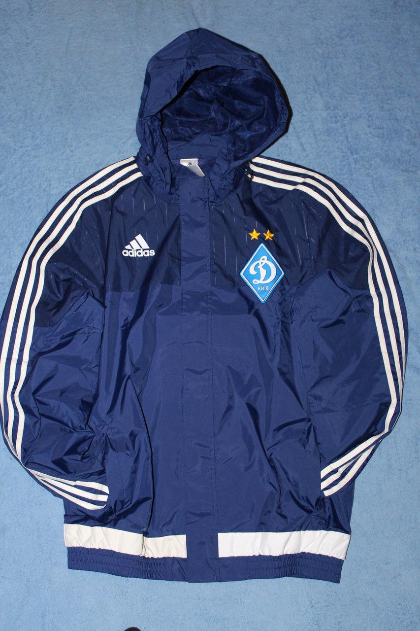 Ветрозащитная куртка Динамо Киев - Adidas Tiro 15 Rain Jacket, фото 1