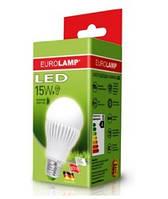 Лампа светодиодная мягкий свет LED A65 15W E27 3000К