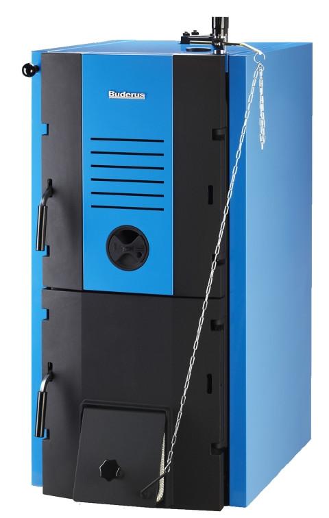 Универсальный отопительный котел на твердом топливе Buderus Logano G221 32 (Будерус)