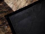 Ковры из шкур коровы, кожаные ковры, черно-белый ковер, фото 2