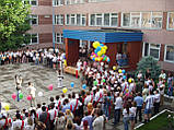 Оформление воздушными и гелиевыми шарами школьных праздников, фото 9