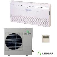 Напольно-потолочный кондиционер Lessar LS-H36TEA4 / LU-H36UGA4