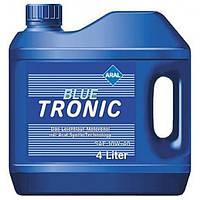 Полусинтетическое моторное масло Aral Blue Tronic 10w-40 (4)