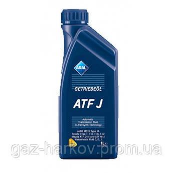 Трансмиссионное масло ARAL Getriebeool ATF J (1)