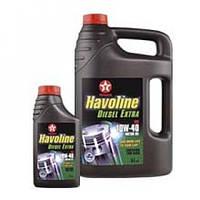 Полусинтетическое моторное масло Texaco HAVOLINE F DIESEL 10W40 (5)