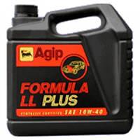 Полусинтетическое моторное масло Agip 10W40 Formula LL Plus (4)
