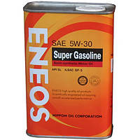Полусинтетическое моторное масло ENEOS SL 5W-30 (4)