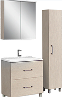 Комплект мебели в ванную Альфа 77