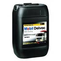 Полусинтетическое моторное масло MOBIL Delvac MX Extra 10W-40 (20)