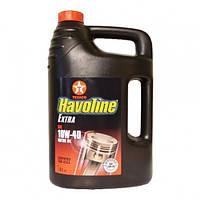 Полусинтетическое моторное масло Texaco HAVOLINE Extra 10W-40 (4)