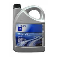 Синтетическое моторное масло GM Dexos 2 Longlife 5W-30 5л