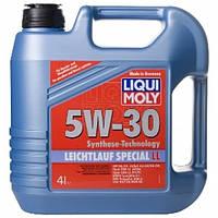 Синтетическое моторное масло Liqui Moly SYNTHOIL HIGH TECH 5W-30 LL HD (4)