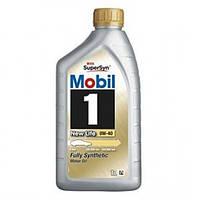 Синтетическое моторное масло MOBIL 1New Life 0W-40 (1)