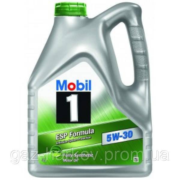 Синтетическое моторное масло MOBIL 1 ESP FORMULA 5W-30 (4)