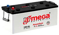 "Аккумулятор ""A-MEGA"" PREMIUM 6СТ-190"