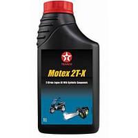 Полусинтетическое моторное масло Texaco Motex 2T-X (1)