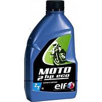 Двухтактное  масло ELF MOTO 2HP ECO (1L)
