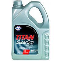 Синтетическое моторное масло Fuchs TITAN SUPERSYN ECOFLEX 5w30 (4)