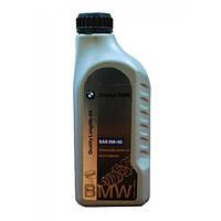 Синтетическое моторное масло BMV 0W40 (1)