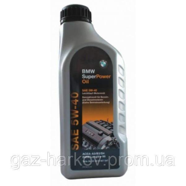 Синтетическое моторное масло BMW 5W40 (1) - Интернет магазин ГБО в Харькове