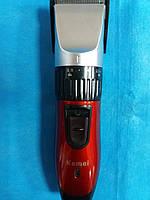 Машинка для волос окантовочная Kemei