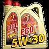 Синтетическое моторное масло ECO LONGLIFE III SAE 5W-30 1л