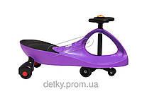 Детская машинка Smart Car Purple (Колеса полиуретан)