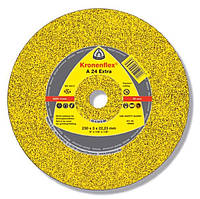 """Круг (диск) отрезной для болгарки """"Клингспор"""" по металлу A 24 Extra, EX/S/GER, 230X2X22,23"""