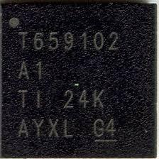 Микросхема TPS659102A1RSLR