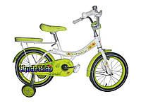 "Детский велосипед Azimut Strawberry 16"""